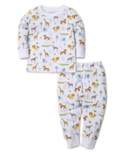 JUNGLE JUNKET PAJAMA SET