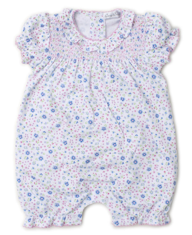 GARDEN TREASURE SHORT PLAYSUIT PRINT