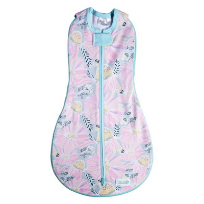 WILDFLOWER GROW WITH ME SWADDLE