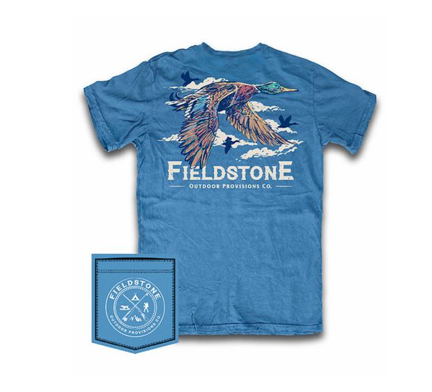 MIGRATION FIELDSTONE TEE