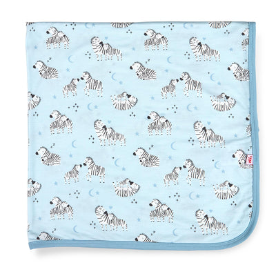 BLUE LITTLE ONES SWADDLE