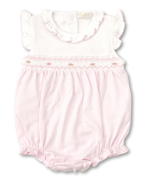 KISSY KISSY SUMMER BISHOP BUBBLE W. SMOCKING