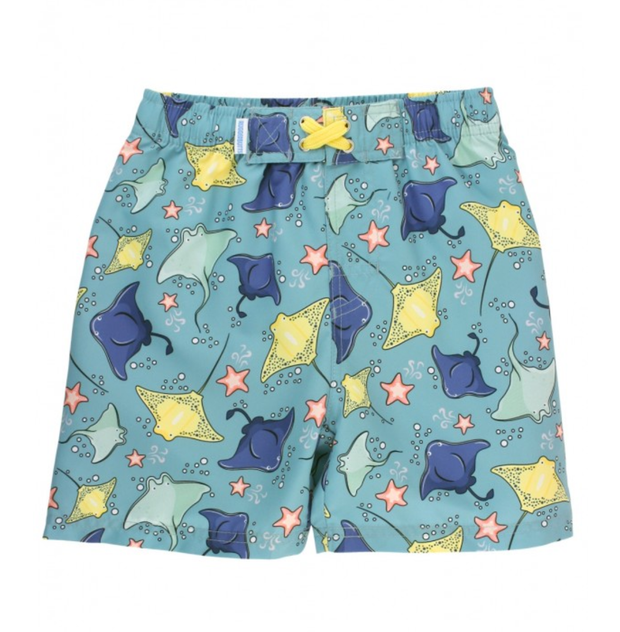 STARFISH & STINGRAY SWIM TRUNKS