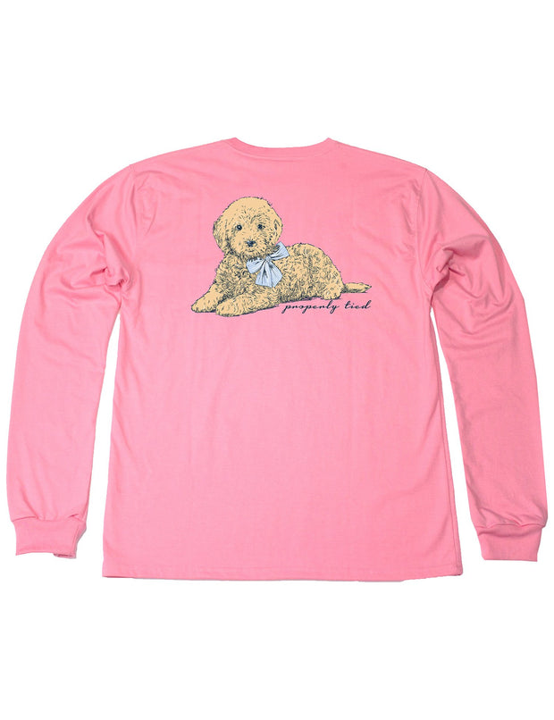 PROPERLY TIED L/S TEE - PERFECT PUP