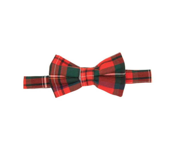 BAYLOR BOWTIE IN JAMESTOWN PLAID