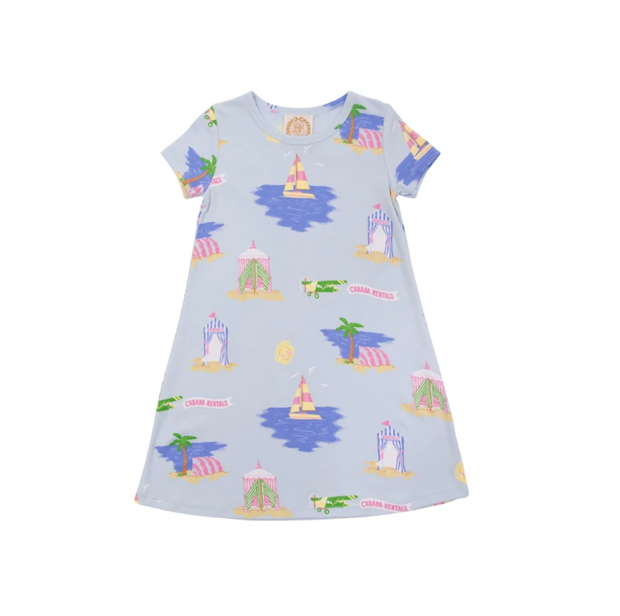 CABANA RENTAL POLLY PLAY DRESS