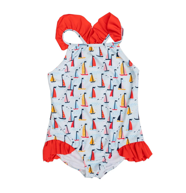 ALVS SAILBOAT SWIMSUIT
