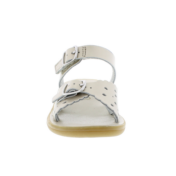 SOFT GOLD ARIEL SANDAL