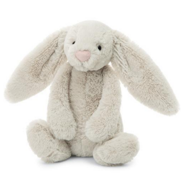 OATMEAL BASHFUL BUNNY - MEDIUM