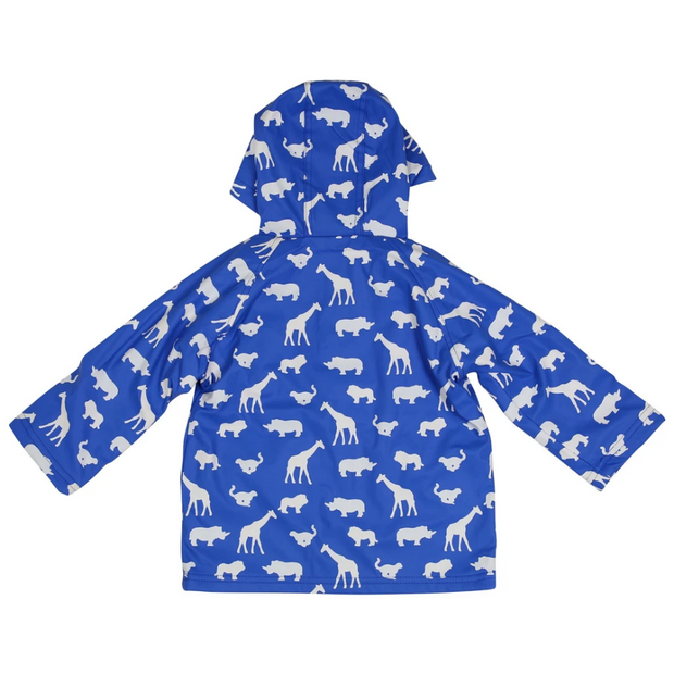 SAFARI COLOR CHANGING RAIN JACKET