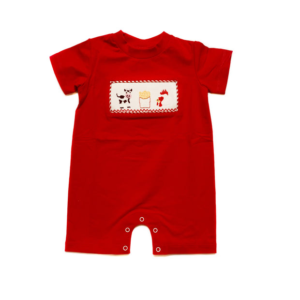 KIDS MEAL ROMPER