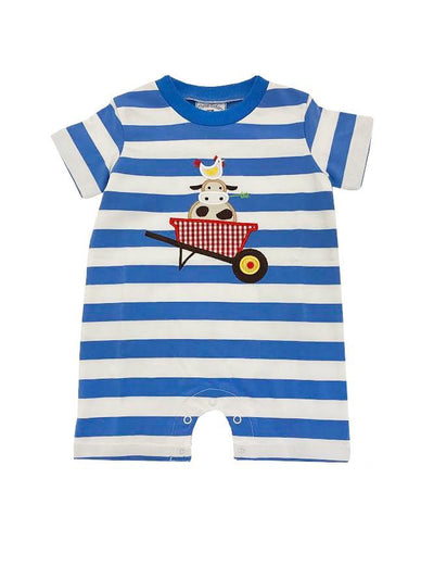 PARTY WAGON ROMPER
