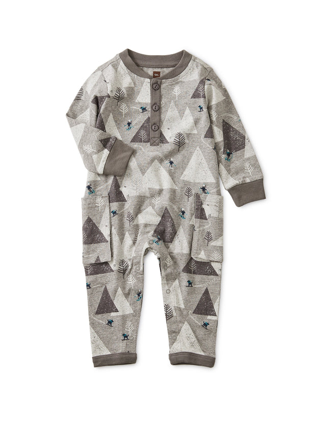 SKI MOUNTAINS ROMPER