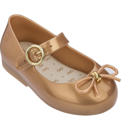GOLD SWEET LOVE MARY JANE FLAT