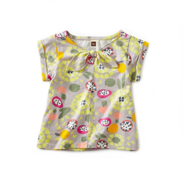 KNOTTED TOP - FRUIT FLORAL