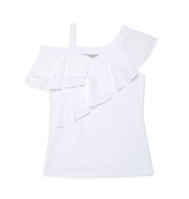 CLARE ASYMMETRICAL TOP