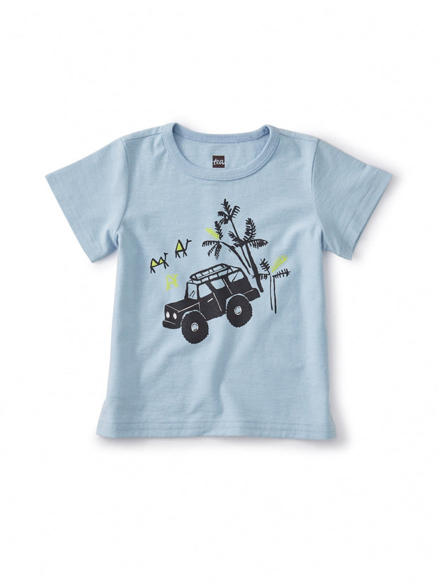 BEEP BEEP JEEP GRAPHIC TEE