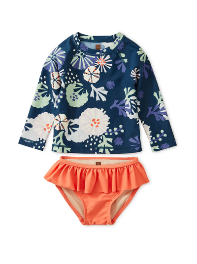 SEA LIFE RASH GUARD SET