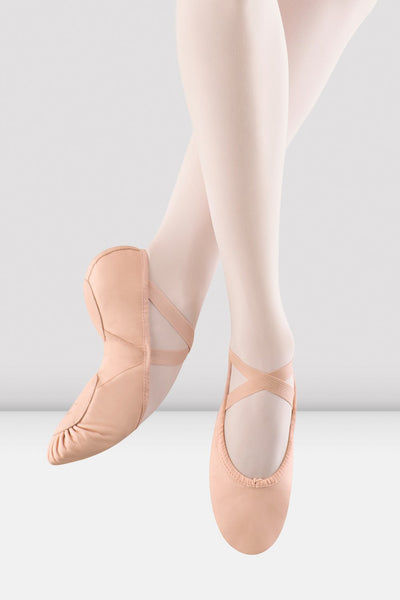 BLOCH PROLITE 2 LEATHER BALLET SHOES