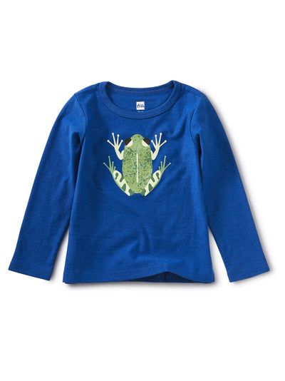 FOREST FROG GRAPHIC TEE