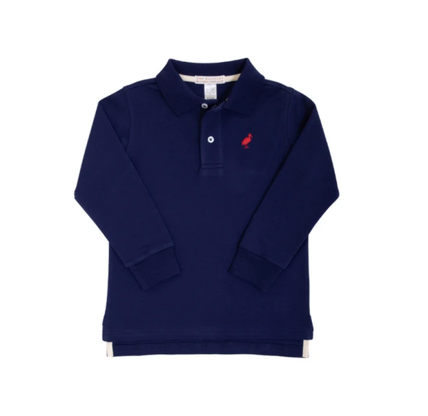 NANTUCKET NAVY PRIM & PROPER POLO