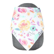 BLOOM BANDANA BIBS