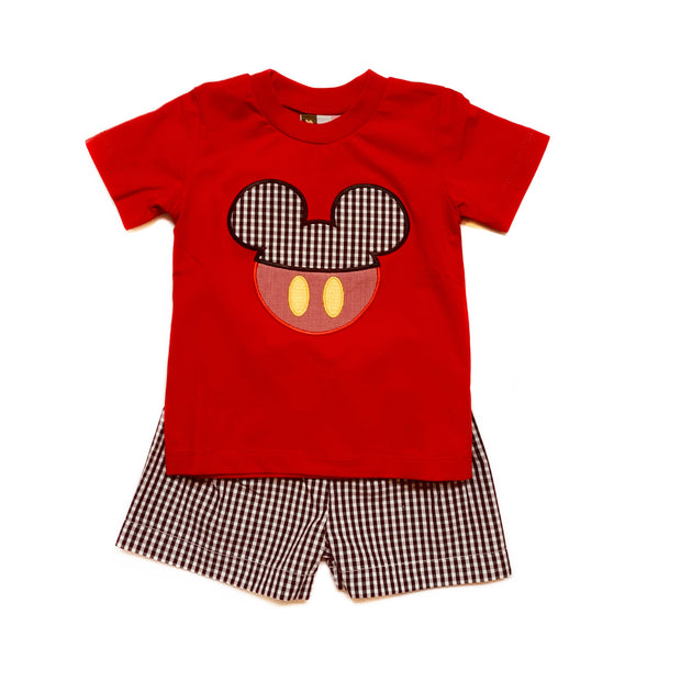 MICKEY MOUSE  SHORT SET