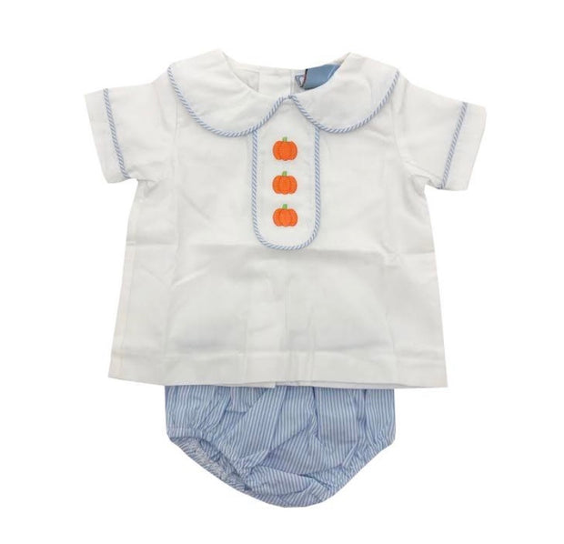 PUMPKIN PATCH BLOOMER SET