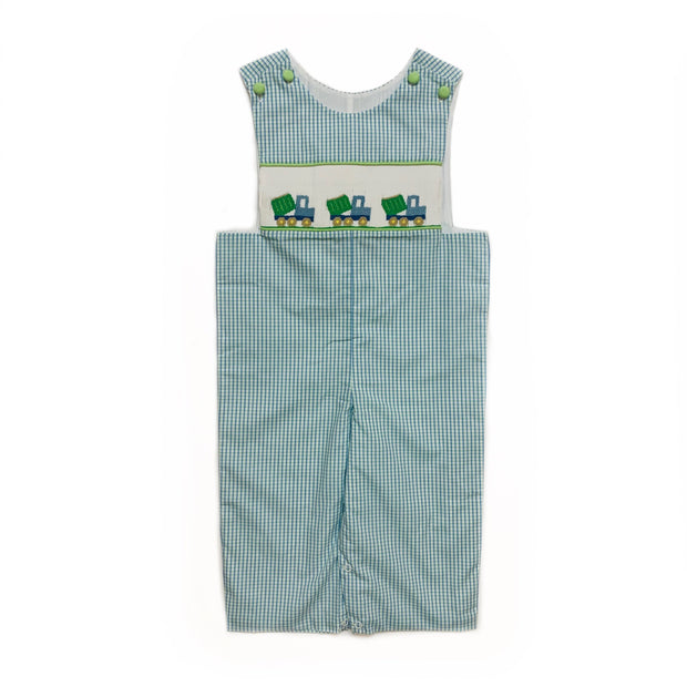DUMP TRUCK SMOCKED LONGALL