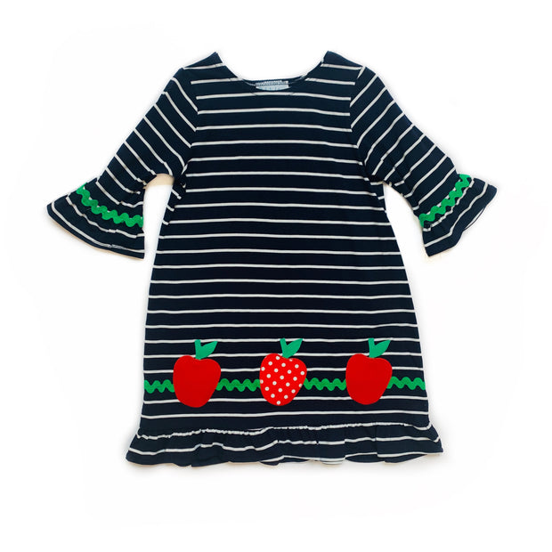 APPLE KNIT DRESS