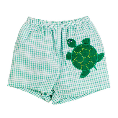 MERKLE TURTLE SWIM TRUNKS