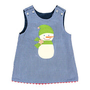 FOX/SNOWMAN REVERSIBLE JUMPER