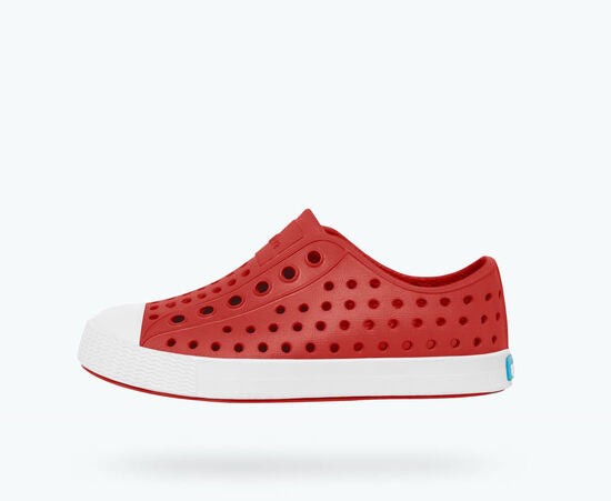 RED JEFFERSON SNEAKER