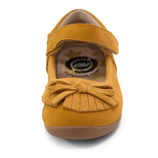WILLOW MOCCASIN - BUTTERSCOTCH