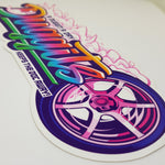 Duggits Tropical Sticker