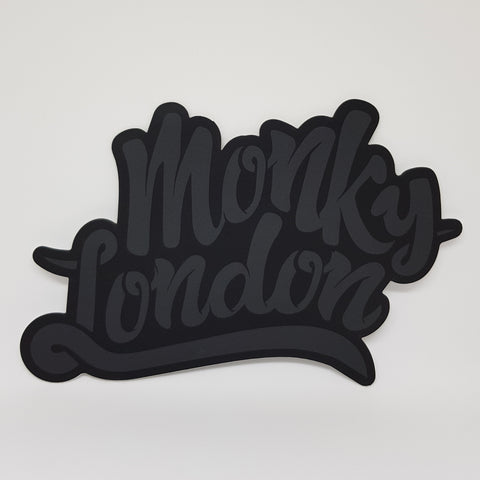 Stealth Monky London Sticker