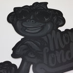 Stealth Monky Sticker