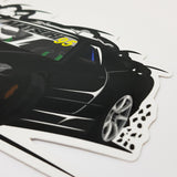 ML Signed S15 Sticker (LIMITED EDITION)