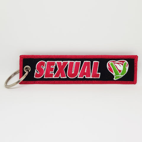 Sexual Key Tag