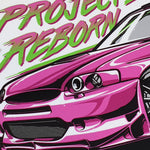 Project 2000 Reborn Sticker