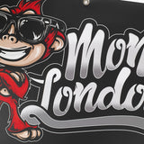 Monky London Large Banner