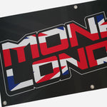 Monky London GB Large Banner