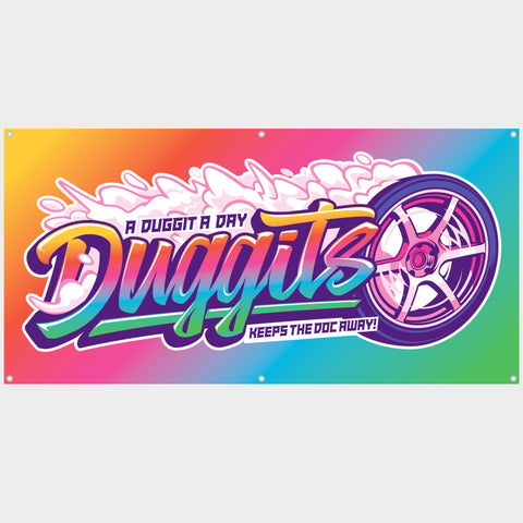 Duggits Tropical Workshop Banner