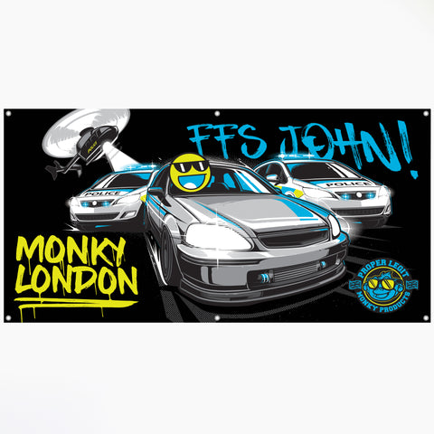 FFS John! Workshop Banner