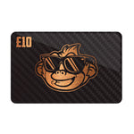 £10 Monky London Gift Card