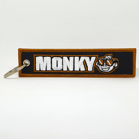 Monky Key Tag