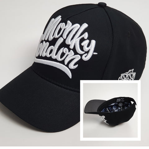 ML Classic Baseball Cap Black