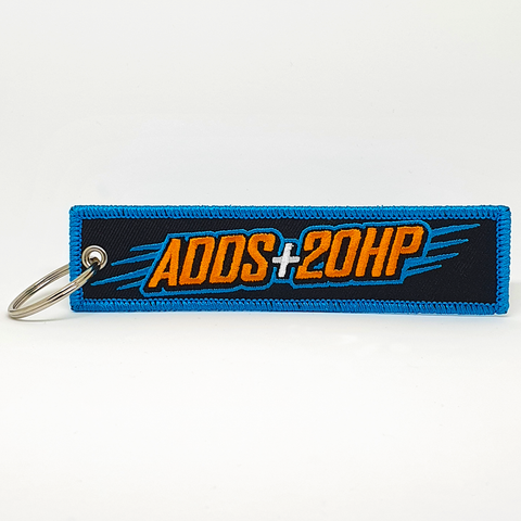 Adds 20HP Key Tag