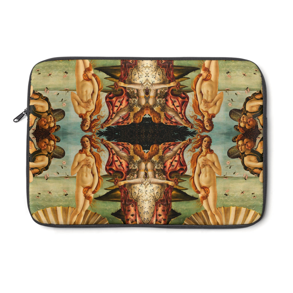 The Birth of Venus Botticelli Laptop Sleeve