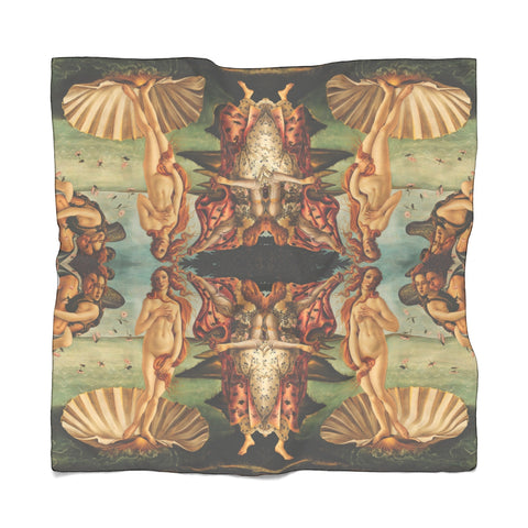 The Birth of Venus Botticelli Scarf